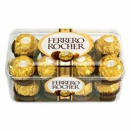 Ferrero Rocher Fine Hazelnut Chocolates - 16 cnt. (Piece)