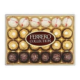 Ferrero Rocher Fine Hazelnut Assorted Chocolates Collection - 24 cnt. (Piece)