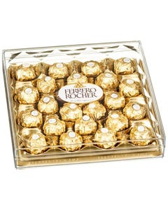 Ferrero Rocher Fine Hazelnut Chocolates - 24 cnt. (Piece)