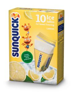 SUNQUICK ICE LEMON 12*10/65GM (CASE)