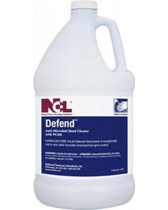 Defend anti-microbial Hand Cleaner w/PCMX - 1 Gal (CASE)