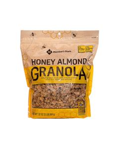 Member's Mark Honey Almond Granola - 32 OZ (Piece)