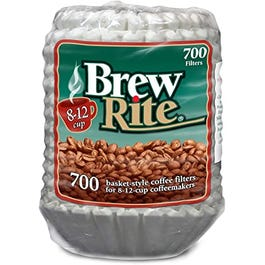Brew Rite Coffee Filter (8-12 Cups, 700ct.) (Piece)