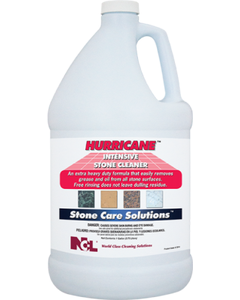 Hurricane Intensive Stone Cleaner - 1 Gal (CASE)