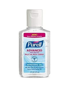 Purell Advanced Hand Sanitizer Gel - 6/2 oz. (Piece)