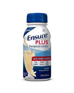 Ensure Plus Nutrition Vanilla  Meal Replacemetn Shake - 8 oz