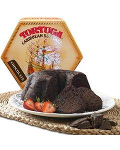 Tortuga Chocolate Rum Cake - 16 OZ (Piece)