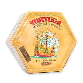 Tortuga Golden Original Rum Cake - 16 OZ (Piece)