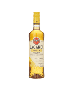 Bacardi Ginger Rum - Ltr (Piece)