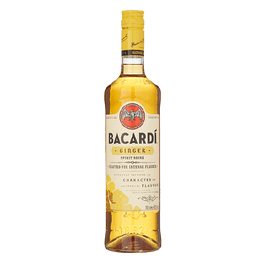 Bacardi Ginger Rum - Ltr (Piece)