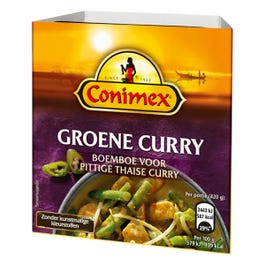 CONIMEX BOEMBOE GREEN CURRY