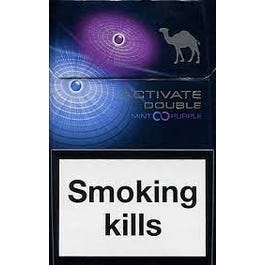 CIG.CAMEL DOUBLE ACTIVATE PACK - PACK (Piece)