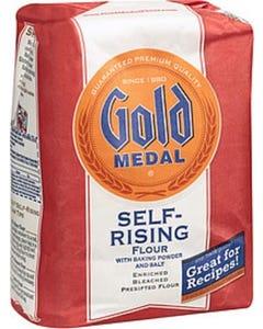 Gold Medal Self Rising Flour - 2 LB (CASE)