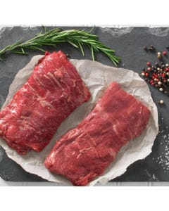 Miami Beef Frozen Beef Skirt Steak 16 oz