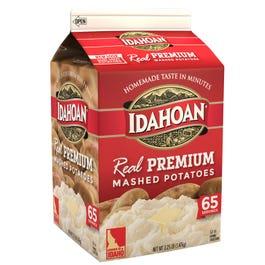 Idahoan Real Premium Mashed Potatoes - 3.25 Lbs (Piece)
