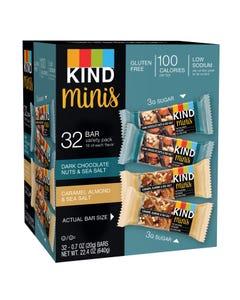 KIND Minis Variety Pack - 32 Bar (Piece)