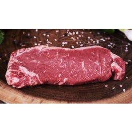 Miami Beef Frozen Beef Striploin 12 oz