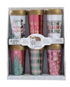 Houdini Travel Mug Gift Set - 6 Pack  (Piece)
