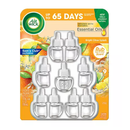 Air Wick Scented Oil Air Freshener Refills - 9 Count (Piece)