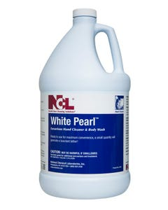 White Pearl Luxurious Hand Cleaner and Body Wash - 1 Gallon (CASE)