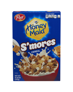 POST HONEY MAID SMORES - 12.25 OZ (CASE)