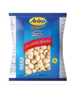 Aviko Jalepeno Snacks - 1KG (CASE)