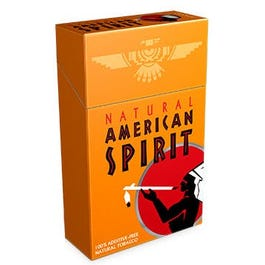 CIG. AMERICAN SPIRIT ORANGE (Piece)