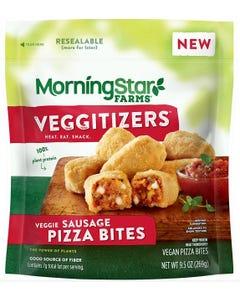 MRNG STR SSG PIZZA BITES - 9.5 oz. (CASE)