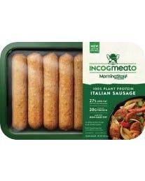INCOGMEATO ITALIAN SAUSAGE - 14 oz. (CASE)