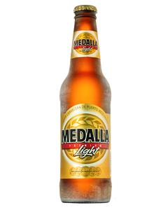 BEER MEDALLA LIGHT 24/12OZ